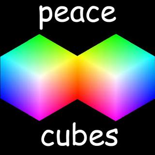 Peace Cubes logo
